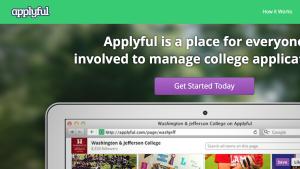 Applyful.com screenshot